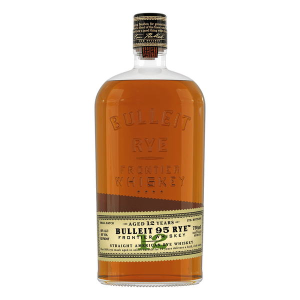 Bulleit Rye 12 Year - BottleBuzz