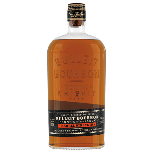 Bulleit Bourbon Barrel Strength - BottleBuzz