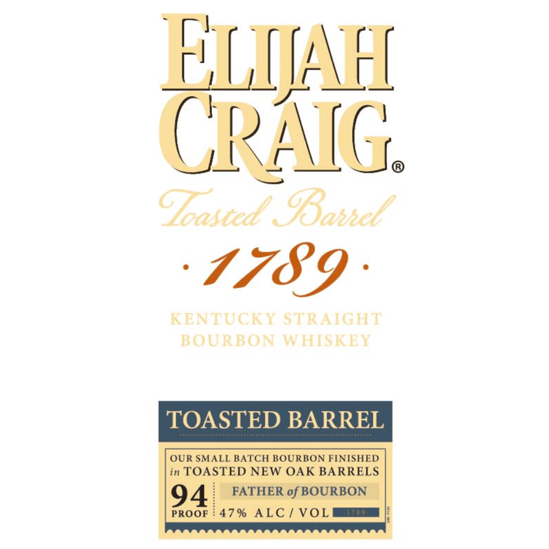Elijah Craig Toasted Barrel - BottleBuzz
