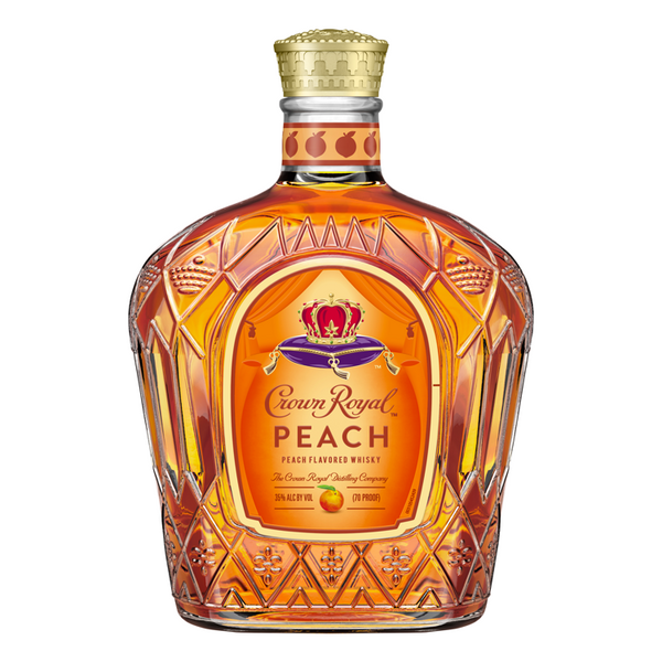 Crown Royal Peach Whisky - Bottle Buzz Liquor