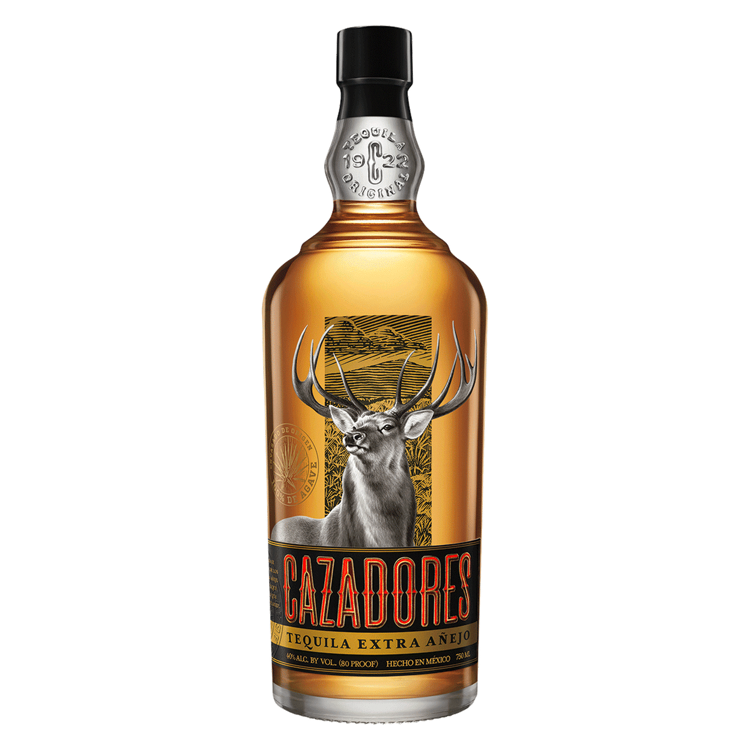 Cazadores Extra Anejo - Bottle Buzz Liquor