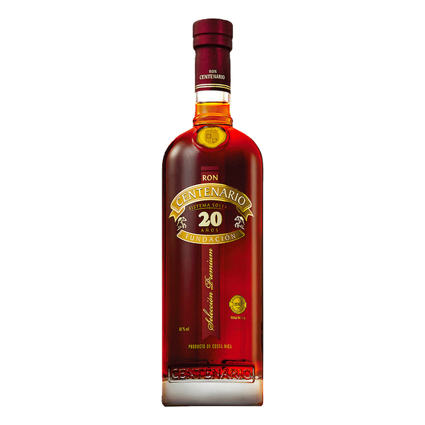 Centenario Fundacion 20 Year Rum - Bottle Buzz Liquor