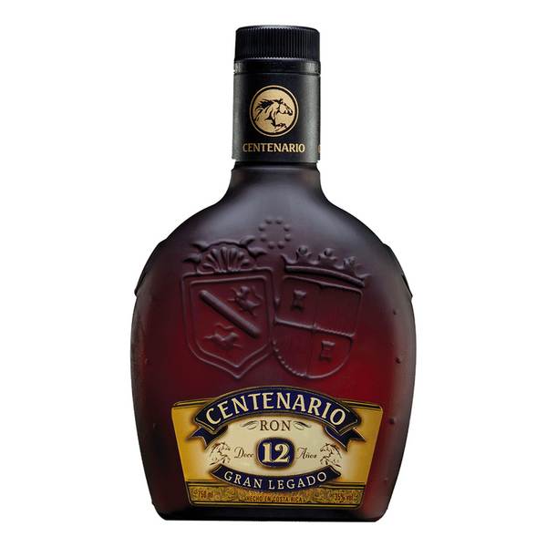 Centenario Gran Legado 12 Year Rum - Bottle Buzz Liquor