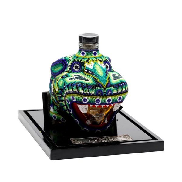 Chaquira Beaded Jaguar Reposado - BottleBuzz