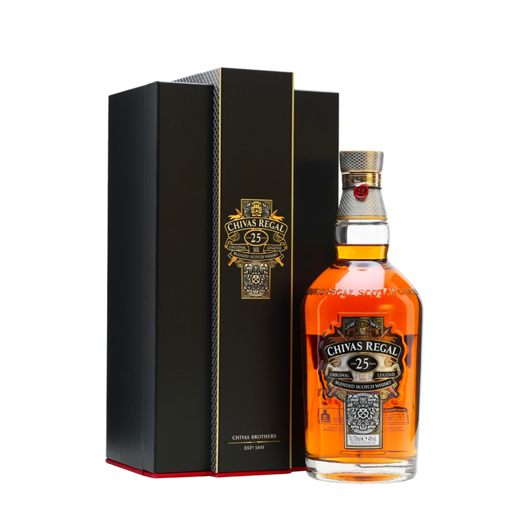 Chivas Regal 25 Year - Bottle Buzz Liquor