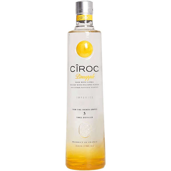 Ciroc Pineapple Vodka - Bottle Buzz Liquor