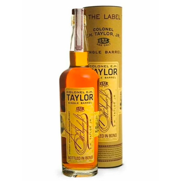Colonel E.H. Taylor Single Barrel - BottleBuzz