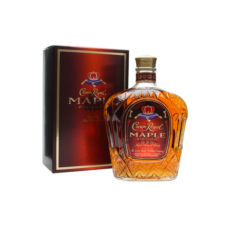 Crown Royal Maple Whisky - BottleBuzz