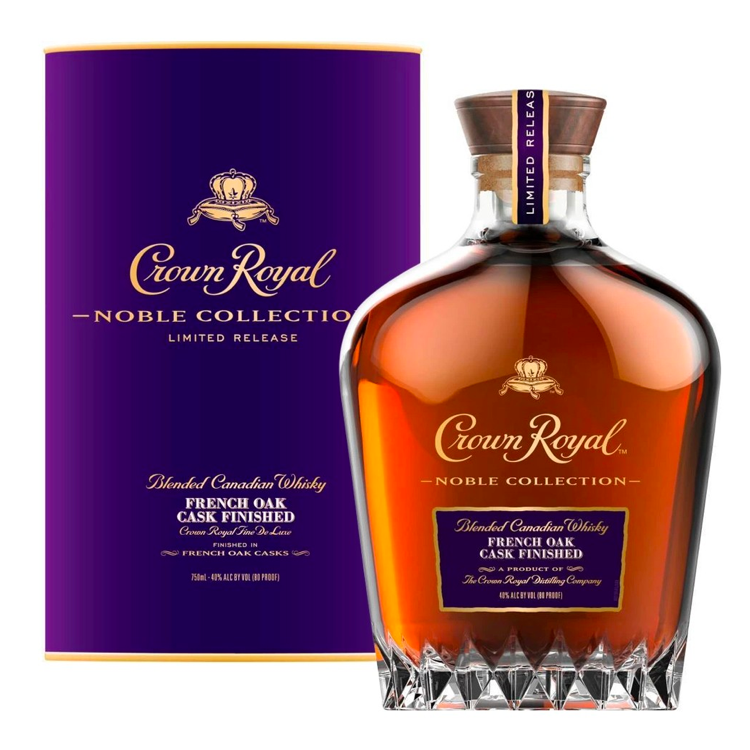 Crown Royal Noble Collection French Oak Cask Finished - Bottle Buzz Liquor