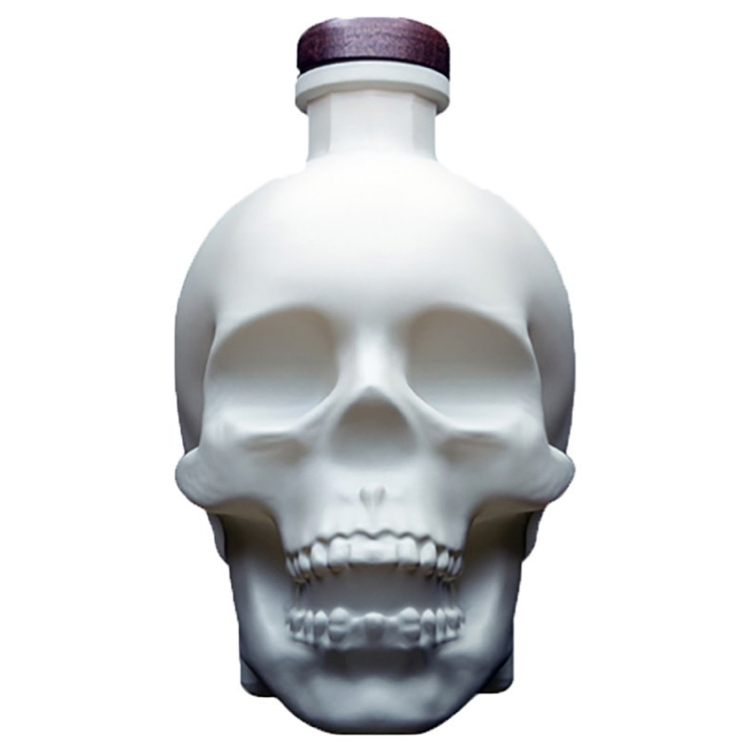 Crystal Head Vodka Bone Limited Edition - Bottle Buzz Liquor