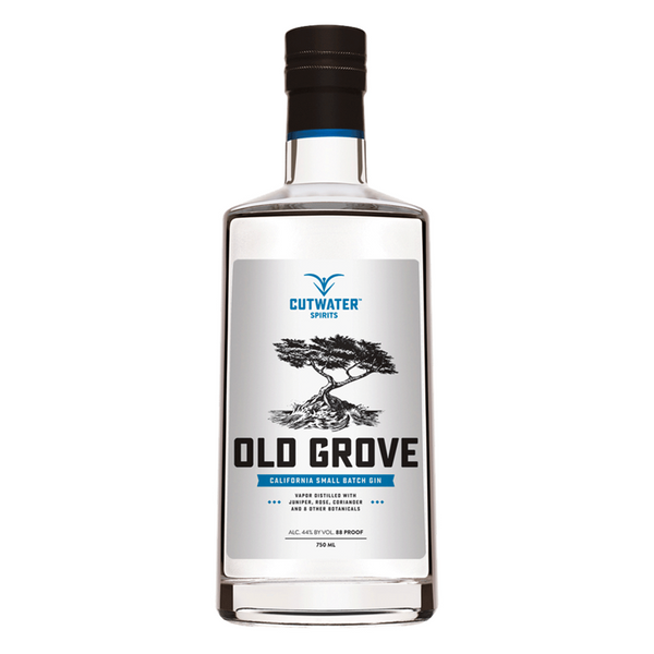 Cutwater Old Grove Gin - Bottle Buzz Liquor
