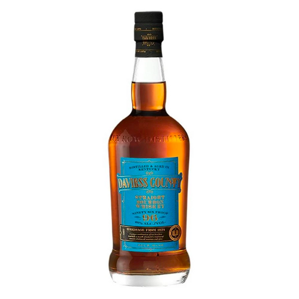 Daviess County Kentucky Straight Bourbon - BottleBuzz