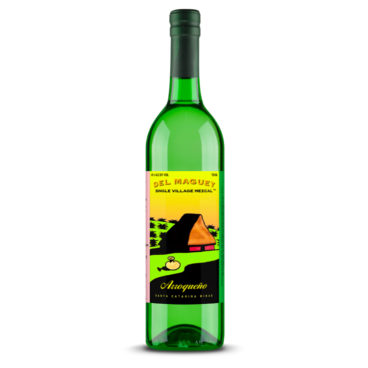 Del Maguey Arroqueno Mezcal - BottleBuzz