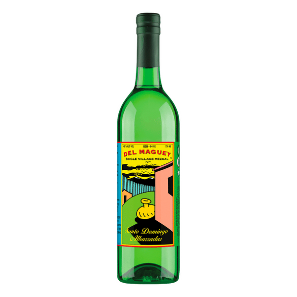 Del Maguey Santo Domingo Albarradas Mezcal - Bottle Buzz Liquor