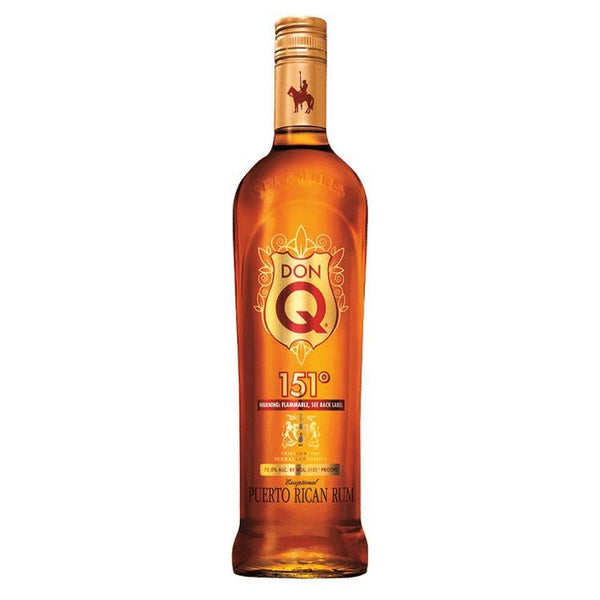 Don Q 151 Rum - Bottle Buzz Liquor