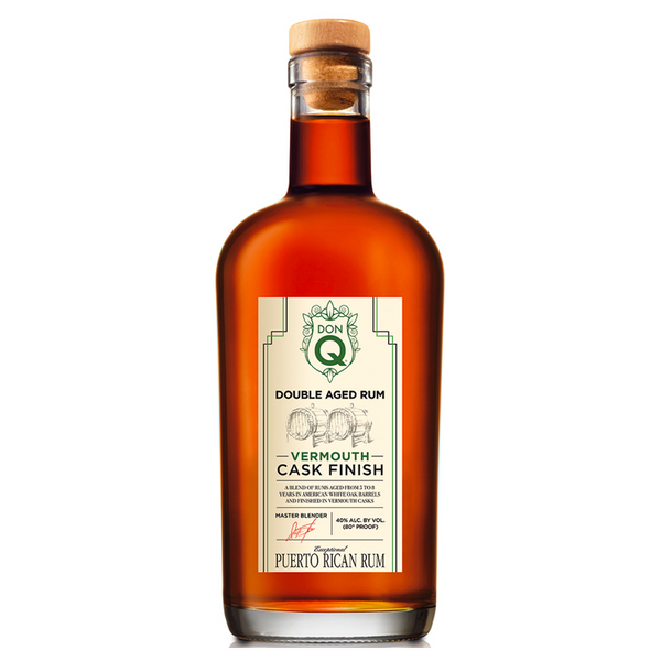 Don Q Double Aged Rum Vermouth Cask Finish - Bottle Buzz Liquor