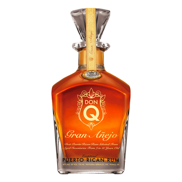 Don Q Gran Anejo - Bottle Buzz Liquor