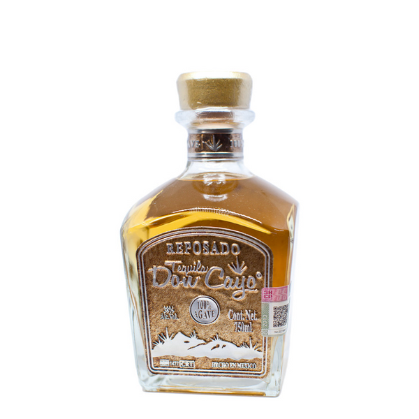 Don Cayo Reposado - Bottle Buzz Liquor