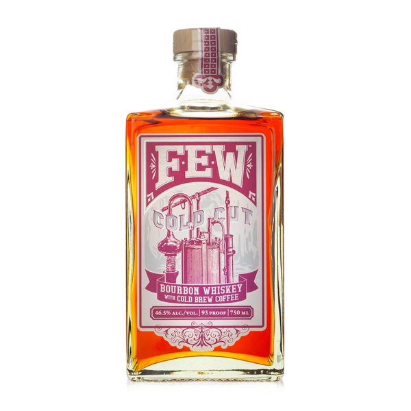 FEW Cold Cut Bourbon Whiskey - Bottle Buzz Liquor