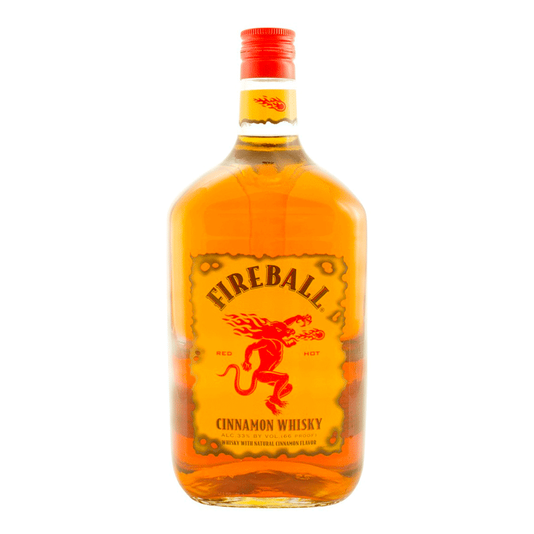 Fireball Whiskey 1.75L - Bottle Buzz Liquor