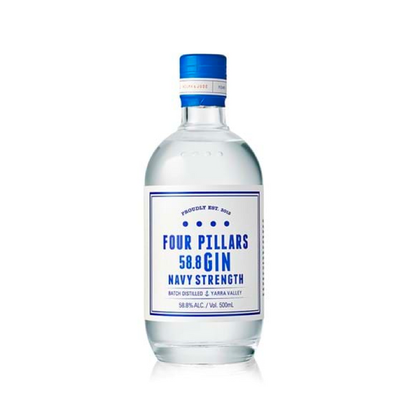 Four Pillars Navy Strength Gin - Bottle Buzz Liquor