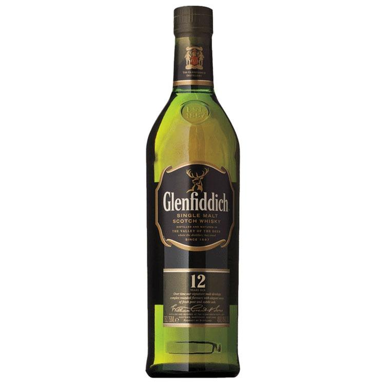 Glenfiddich 12 Year - Bottle Buzz Liquor