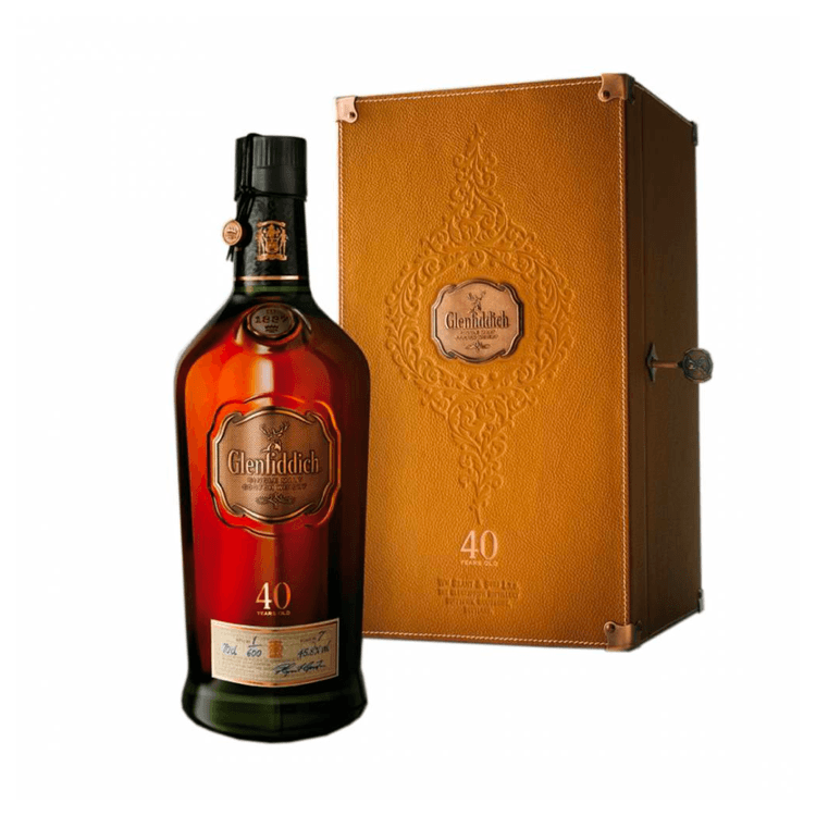 Glenfiddich 40 Year Old - BottleBuzz