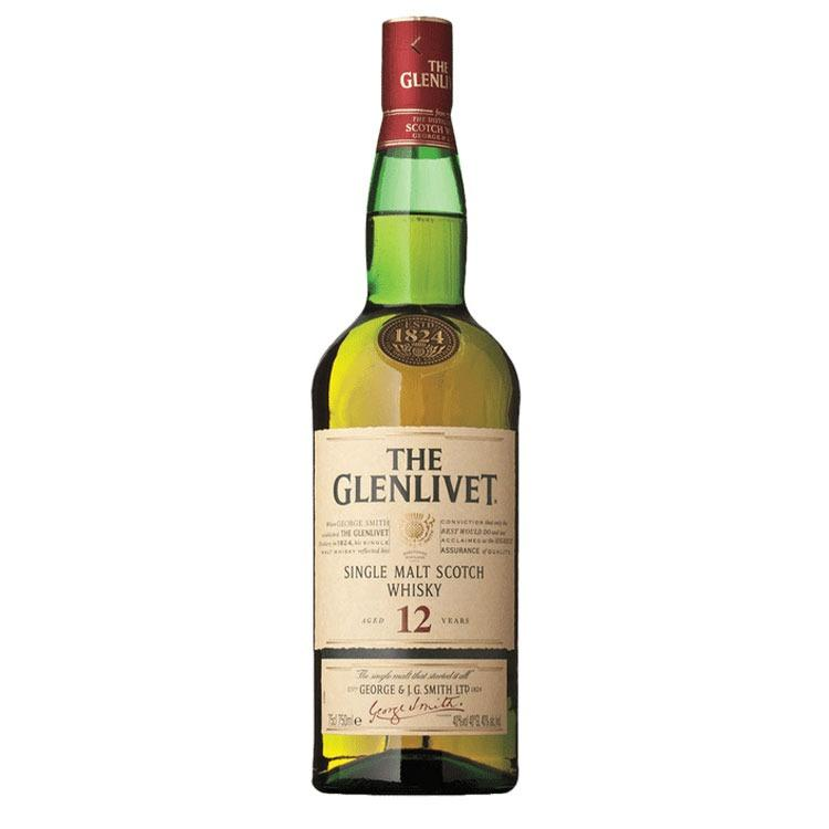 Glenlivet 12 Year - Bottle Buzz Liquor