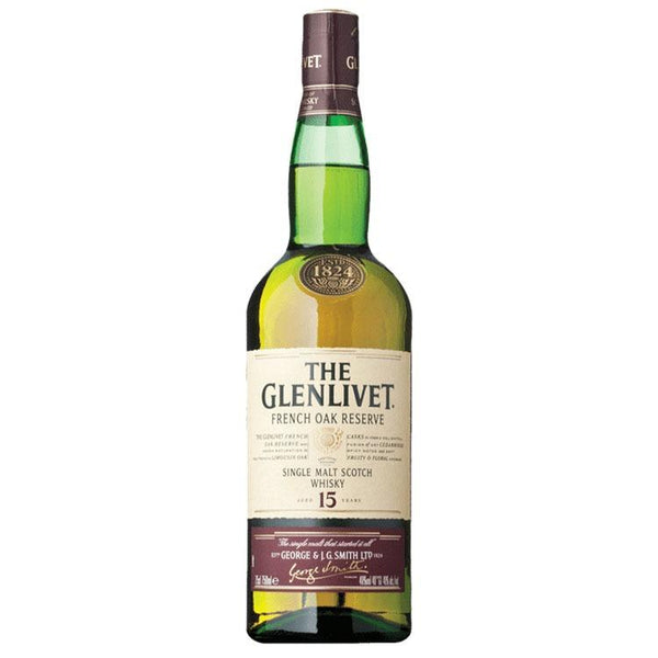 Glenlivet French Oak 15 Year - Bottle Buzz Liquor