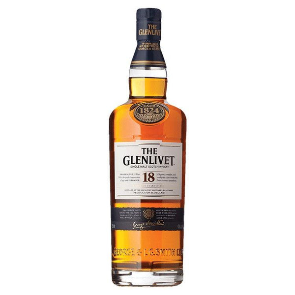 Glenlivet 18 Year - Bottle Buzz Liquor