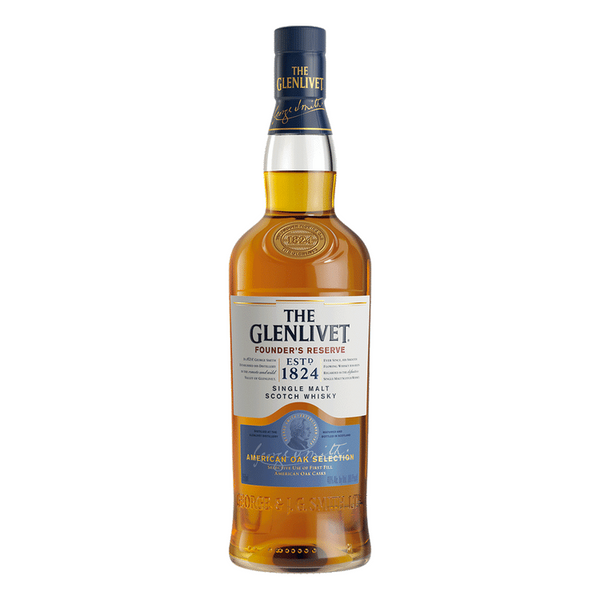 Glenlivet Founders Reserve Single Malt Scotch - Bottle Buzz Liquor