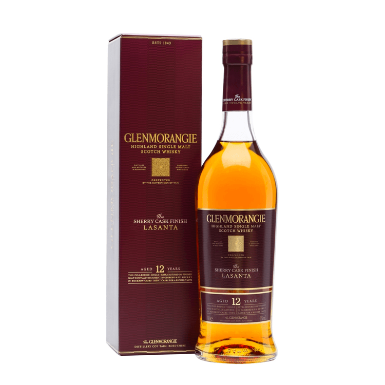 Glenmorangie Lasanta 12 Year - Bottle Buzz Liquor