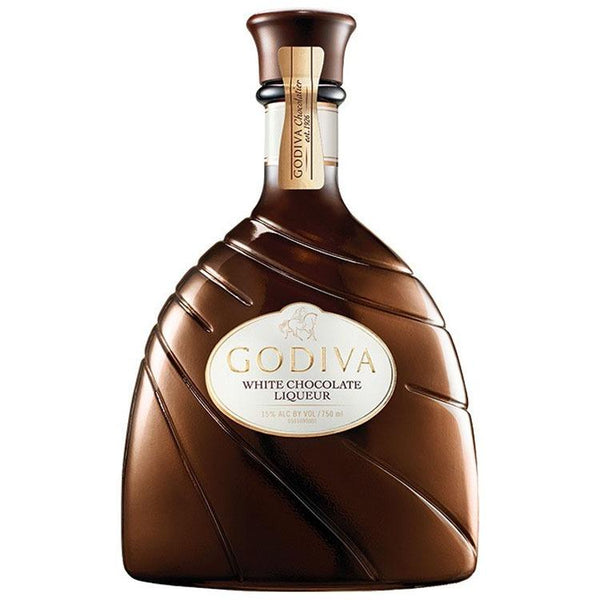 Godiva White Chocolate Liqueur - Bottle Buzz Liquor