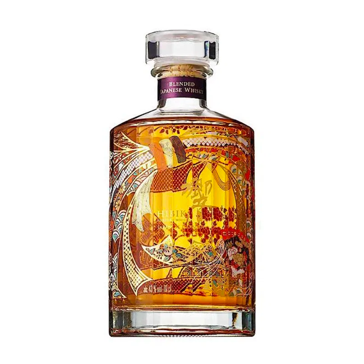 Hibiki Japanese Harmony Limited Edition - Bottle Buzz Liquor