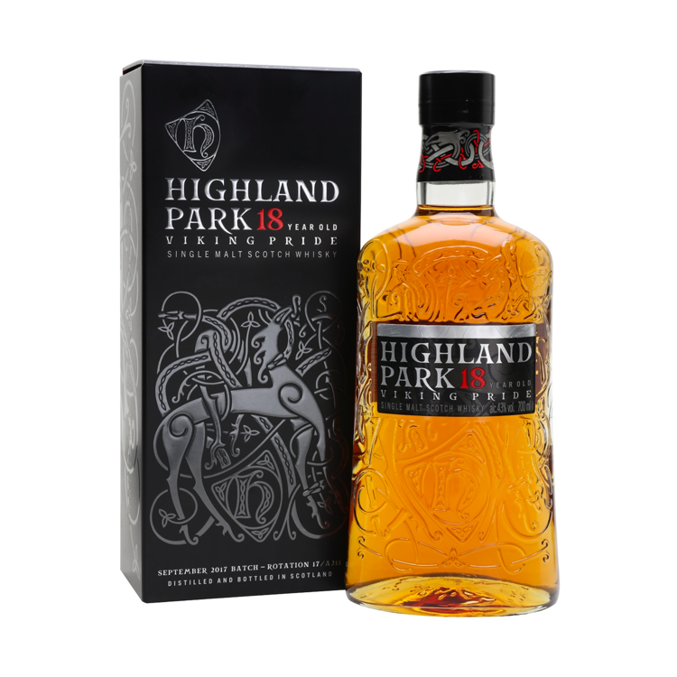 Highland Park Viking Pride 18 Year - BottleBuzz