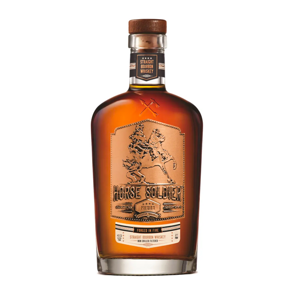 Horse Soldier Straight Bourbon Whiskey - Bottle Buzz Liquor