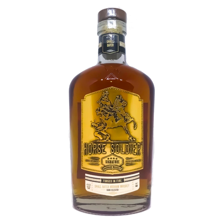 Horse Soldier Small Batch - BottleBuzz