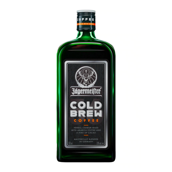 Jagermeister Cold Brew Coffee Liqueur - Bottle Buzz Liquor