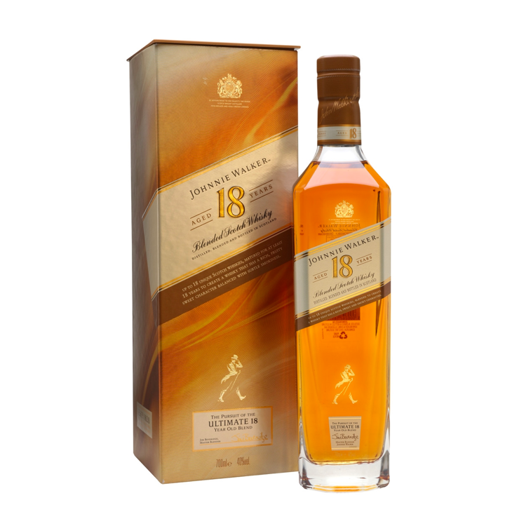Johnnie Walker 18 Year - BottleBuzz