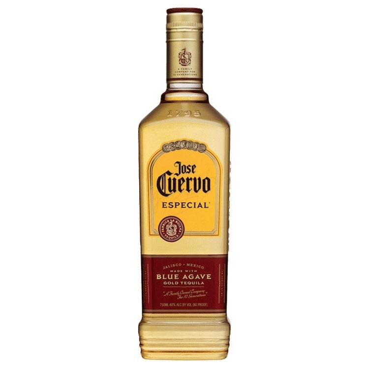Jose Cuervo Gold Tequila - Bottle Buzz Liquor
