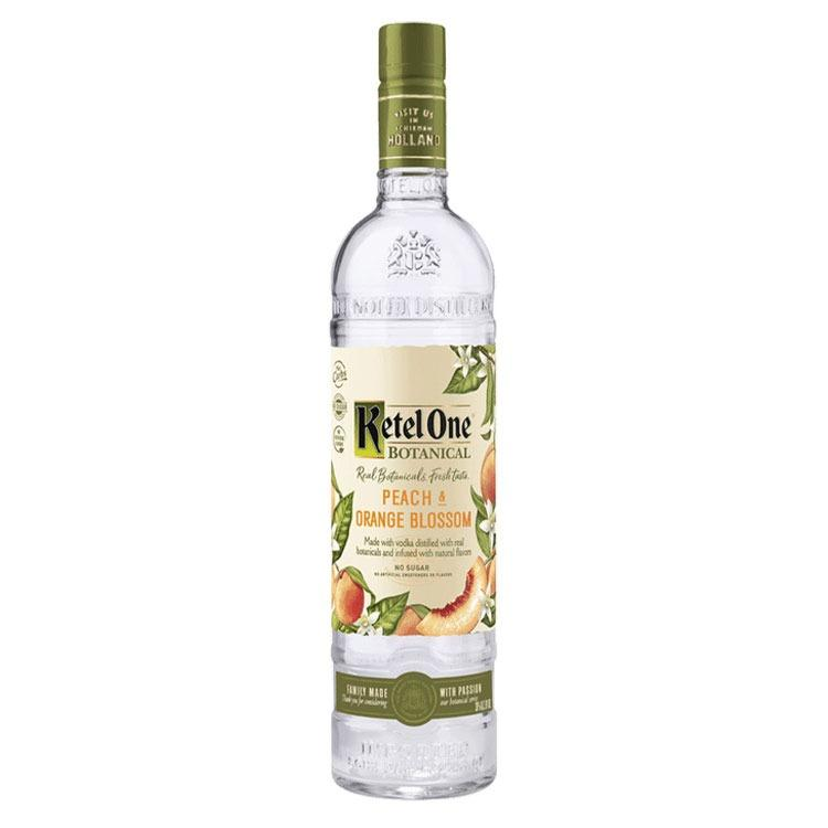 Ketel One Botanical Peach & Orange Blossom - Bottle Buzz Liquor