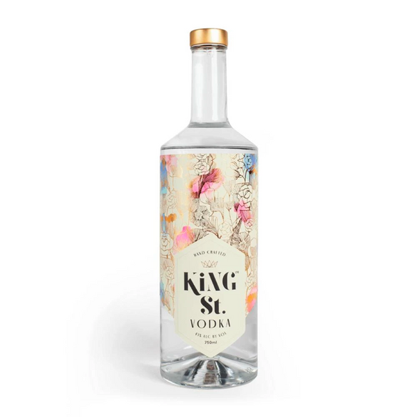 King St. Vodka by Kate Hudson - Bottle Buzz Liquor