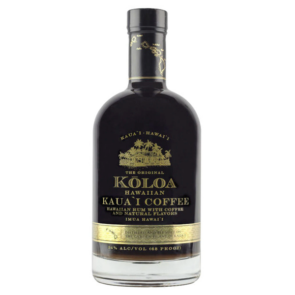 Koloa Kaua'i Coffee Flavored Rum - Bottle Buzz Liquor