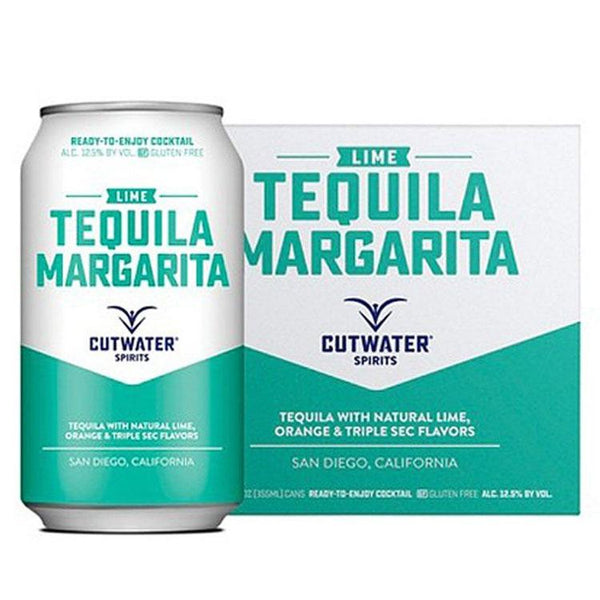Cutwater Tequila Lime Margarita - Bottle Buzz Liquor