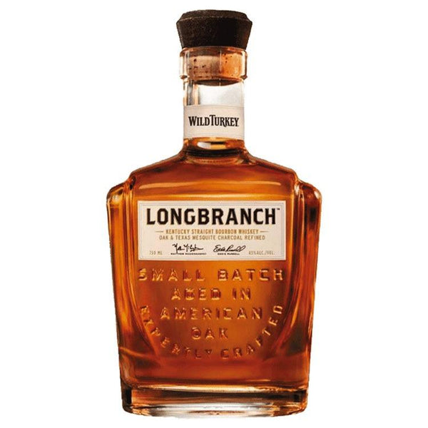Wild Turkey Longbranch - Bottle Buzz Liquor