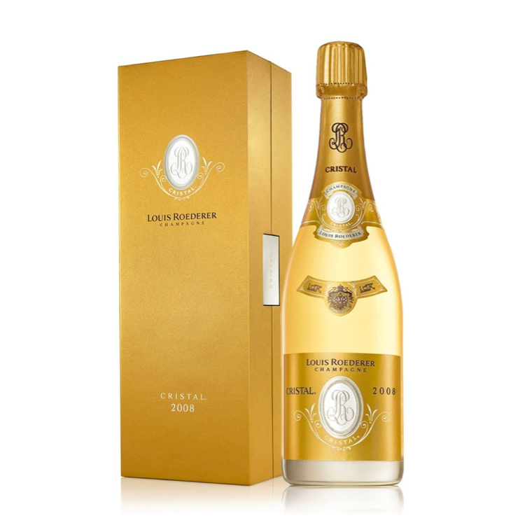 Louis Roederer Cristal - Bottle Buzz Liquor
