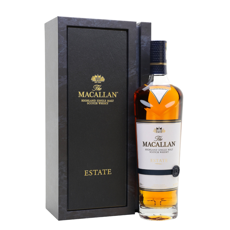 The Macallan Estate - Bottle Buzz Liquor
