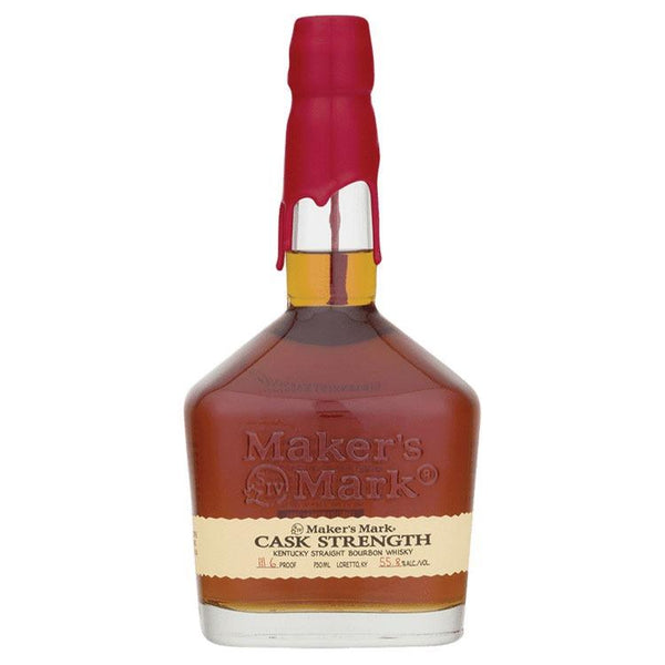 Maker's Mark Cask Strength Bourbon Whisky - Bottle Buzz Liquor