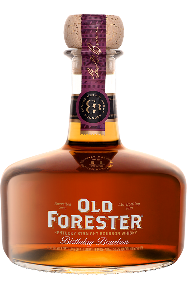 Old Forester Birthday Bourbon - 2019 Release - BottleBuzz