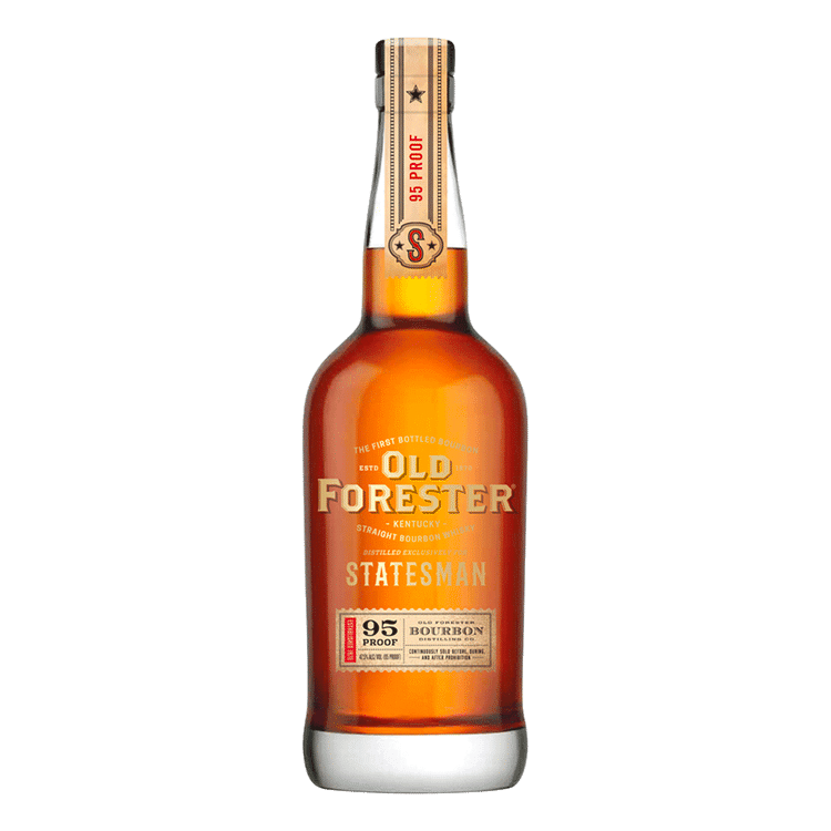 Old Forester Statesman Bourbon - BottleBuzz